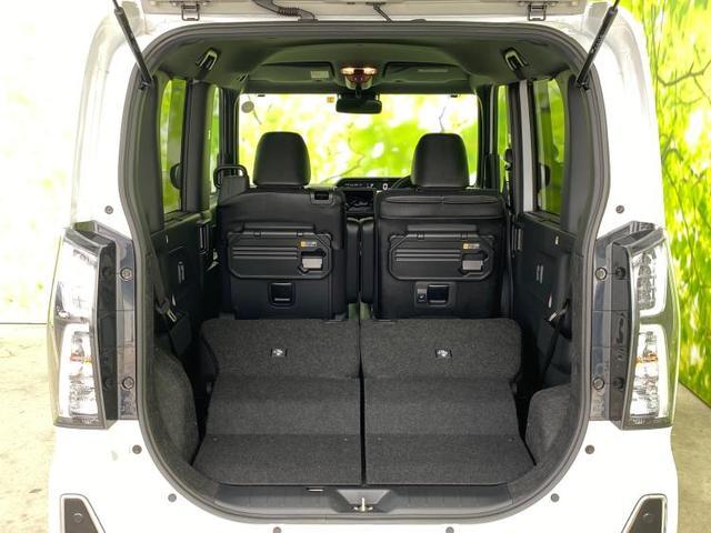 カスタムXスタイルセレクション UPグレードパック/両側パワースライドドア/LEDヘッド/フォグ/シートヒーター/スマアシ/プッシュスタート/両側電動スライドドア/車線逸脱防止支援システム/パーキングアシスト バックガイド(18枚目)