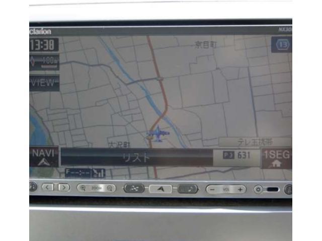 スズキ ワゴンR FXリミテッド HDDナビテレビ付  DVD再生