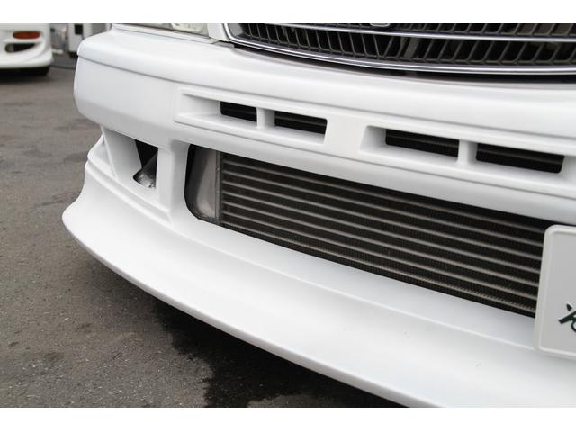 トヨタ チェイサー ツアラーV 純正5速 フルセグナビ タイミングベルト交換渡し