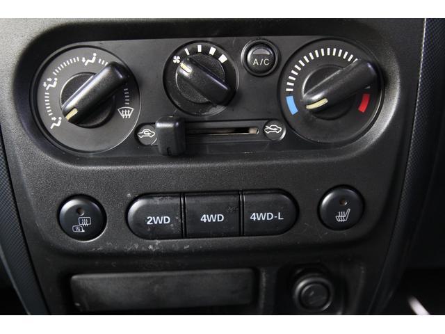 エアコンパネル 4WD切替ボタン シートヒーター ヒートミラー