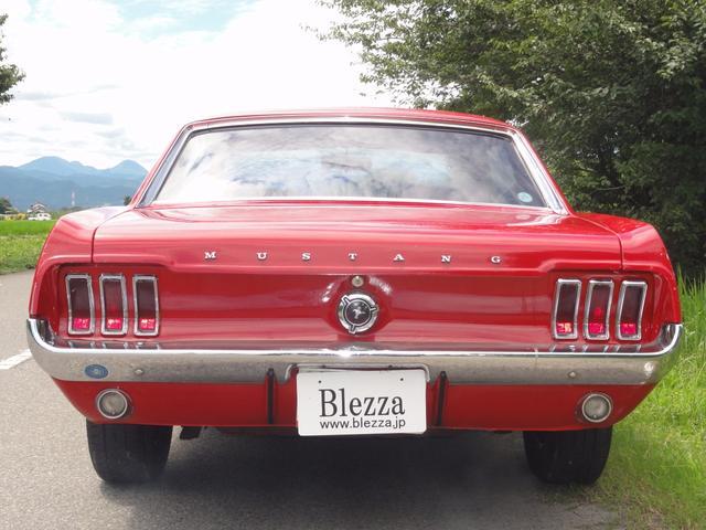 フォード フォード マスタング V8 289 AT パワステ ワンオーナー