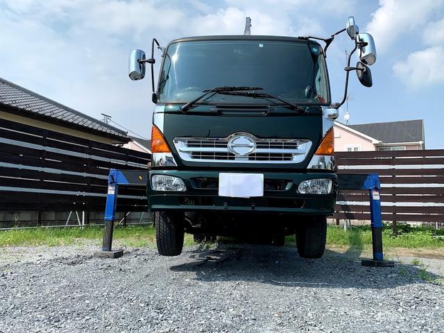 「その他」「ヒノレンジャー」「トラック」「栃木県」の中古車4
