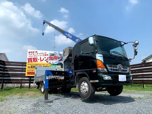 「その他」「ヒノレンジャー」「トラック」「栃木県」の中古車27
