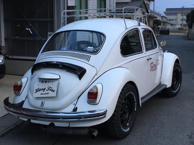 「フォルクスワーゲン」「VW ビートル」「クーペ」「群馬県」の中古車4