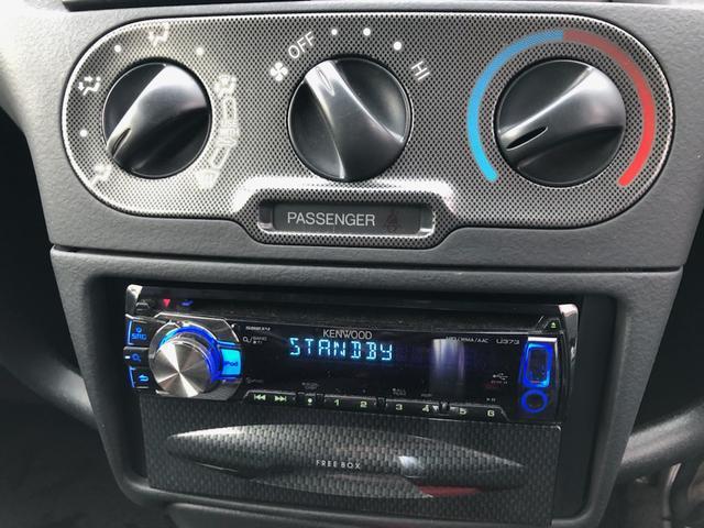 RS POWERED BY TRD TURBO 5速マニュアル 社外ステアリング ユーザー様買取車両(17枚目)