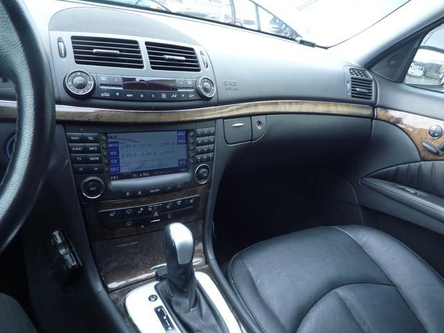 メルセデス・ベンツ M・ベンツ E500ステーションワゴン アバンギャルド 純正DVDナビ