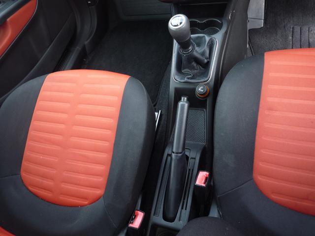 フィアット フィアット プント 社外アルミホイール ETC ディーラー車 5速AT オレンジ