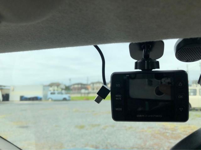 トヨタ パッソ X ユルリ 盗難防止システム ドライブレコーダー 社外ナビ