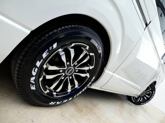 トヨタ ハイエースバン ロングワイドスーパーGL 内外装フルカスタム