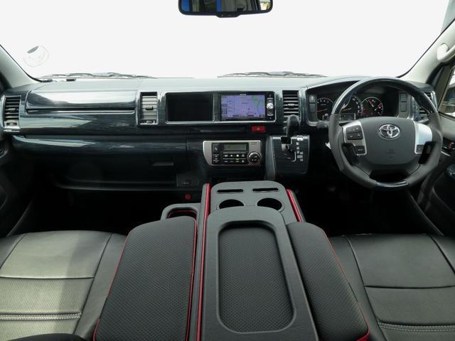 トヨタ ハイエースワゴン 2.7 GL ロング ミドルルーフ TSS付 試乗車