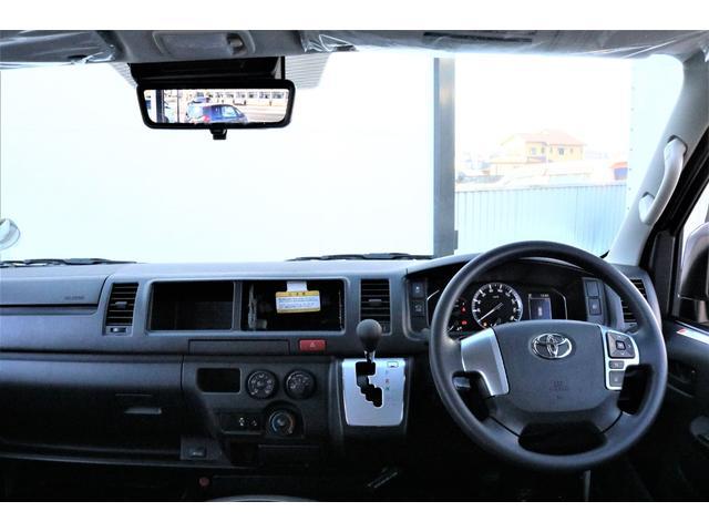 DX ワイド スーパーロング GLパッケージ パーキングサポート・オリジナルフロントスポイラー・オリジナルオーバーフェンダー・オリジナル17インチアルミホイール・グットイヤーナスカータイヤ・ローダウン1.15インチ・フローリング施工・LEDテール(45枚目)