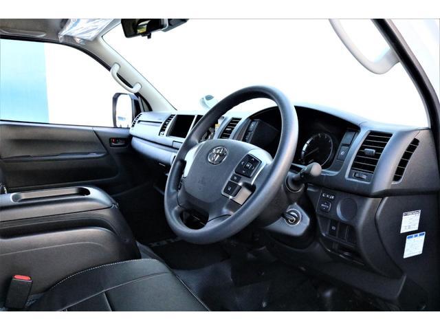DX ワイド スーパーロング GLパッケージ パーキングサポート・オリジナルフロントスポイラー・オリジナルオーバーフェンダー・オリジナル17インチアルミホイール・グットイヤーナスカータイヤ・ローダウン1.15インチ・フローリング施工・LEDテール(63枚目)