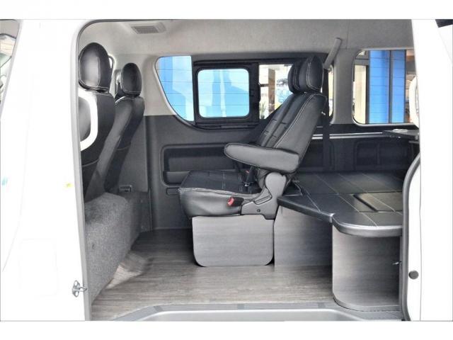 GL ロング パーキングサポート・オリジナル17インチアルミホイール・グットイヤーナスカータイヤ・オリジナルオーバーフェンダー・ローダウン1.5インチ・オリジナルフロントリップ・内装架装Ver1・オリジナルシート(10枚目)