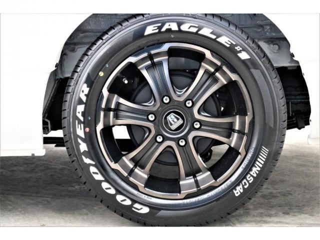 GL ロング パーキングサポート・オリジナル17インチアルミホイール・グットイヤーナスカータイヤ・オリジナルオーバーフェンダー・ローダウン1.5インチ・オリジナルフロントリップ・内装架装Ver1・オリジナルシート(19枚目)