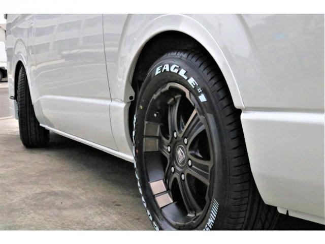 GL ロング パーキングサポート・オリジナル17インチアルミホイール・グットイヤーナスカータイヤ・オリジナルオーバーフェンダー・ローダウン1.5インチ・オリジナルフロントリップ・内装架装Ver1・オリジナルシート(20枚目)