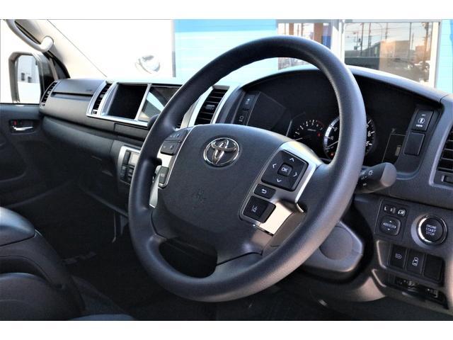 GL ハイエースワゴンGL・4WD・オリジナル内装架装Ver1・ノーマル車高・16インチアルミホイール・モンスタータイヤ・新型・6型ハイエース・ナビ・ETC・フリップダウンモニター・オリジナルシートカバー(32枚目)
