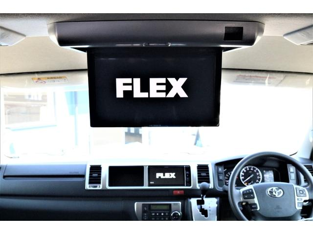 GL ハイエースワゴンGL・4WD・オリジナル内装架装Ver1・ノーマル車高・16インチアルミホイール・モンスタータイヤ・新型・6型ハイエース・ナビ・ETC・フリップダウンモニター・オリジナルシートカバー(37枚目)