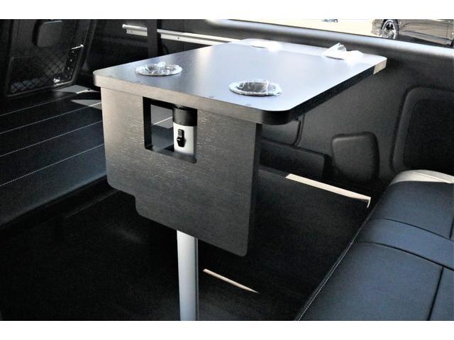 GL ハイエースワゴンGL・4WD・オリジナル内装架装Ver1・ノーマル車高・16インチアルミホイール・モンスタータイヤ・新型・6型ハイエース・ナビ・ETC・フリップダウンモニター・オリジナルシートカバー(43枚目)