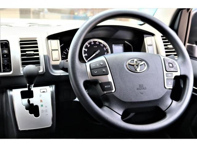 GL ロング パーキングサポート・ハイエースワゴン・パノラミックビューモニター・デジタルインナーミラー・オリジナルシートカバー・オリジナルzeroワゴンベッドキット・7インチワイドナビ・ETC・後席用モニター(3枚目)