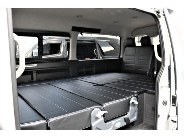 GL 内装アレンジ Ver2・ワゴン4WD・ローダウン1.15インチ・オリジナル17インチAW・グッドイヤーナスカータイヤ・シートカバー・7インチワイドナビ・ETC・後席フリップダウンモニター・クリアランス(8枚目)