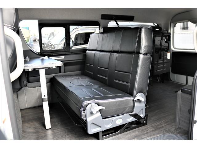 GL 内装アレンジ Ver2・ワゴン4WD・ローダウン1.15インチ・オリジナル17インチAW・グッドイヤーナスカータイヤ・シートカバー・7インチワイドナビ・ETC・後席フリップダウンモニター・クリアランス(11枚目)