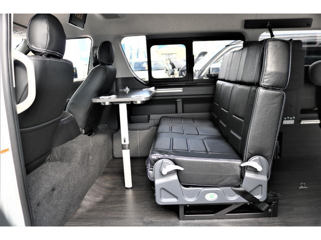 GL 内装アレンジ Ver2・ワゴン4WD・ローダウン1.15インチ・オリジナル17インチAW・グッドイヤーナスカータイヤ・シートカバー・7インチワイドナビ・ETC・後席フリップダウンモニター・クリアランス(14枚目)