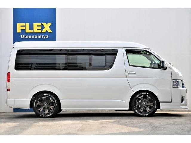 GL 内装アレンジ Ver2・ワゴン4WD・ローダウン1.15インチ・オリジナル17インチAW・グッドイヤーナスカータイヤ・シートカバー・7インチワイドナビ・ETC・後席フリップダウンモニター・クリアランス(32枚目)