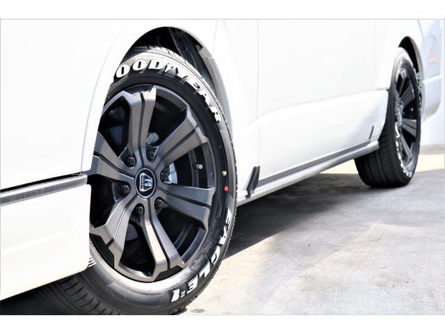 GL 内装アレンジ Ver2・ワゴン4WD・ローダウン1.15インチ・オリジナル17インチAW・グッドイヤーナスカータイヤ・シートカバー・7インチワイドナビ・ETC・後席フリップダウンモニター・クリアランス(38枚目)