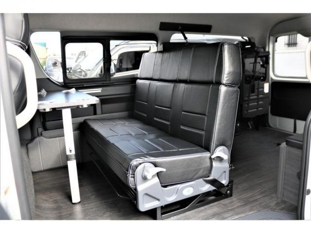 GL 内装アレンジ Ver2・ワゴン4WD・ローダウン1.15インチ・オリジナル17インチAW・グッドイヤーナスカータイヤ・シートカバー・7インチワイドナビ・ETC・後席フリップダウンモニター・クリアランス(53枚目)