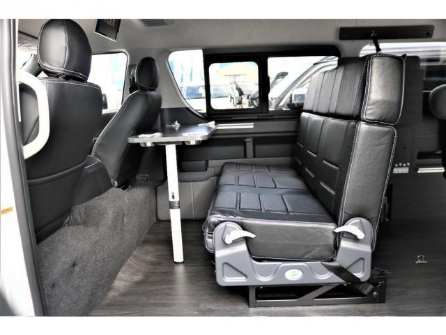 GL 内装アレンジ Ver2・ワゴン4WD・ローダウン1.15インチ・オリジナル17インチAW・グッドイヤーナスカータイヤ・シートカバー・7インチワイドナビ・ETC・後席フリップダウンモニター・クリアランス(54枚目)