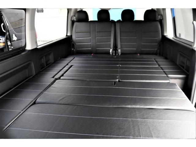 GL 内装アレンジ Ver2・ワゴン4WD・ローダウン1.15インチ・オリジナル17インチAW・グッドイヤーナスカータイヤ・シートカバー・7インチワイドナビ・ETC・後席フリップダウンモニター・クリアランス(56枚目)