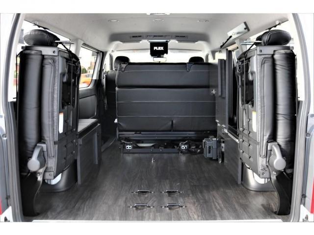 GL 内装アレンジ Ver2・ワゴン4WD・ローダウン1.15インチ・オリジナル17インチAW・グッドイヤーナスカータイヤ・シートカバー・7インチワイドナビ・ETC・後席フリップダウンモニター・クリアランス(58枚目)