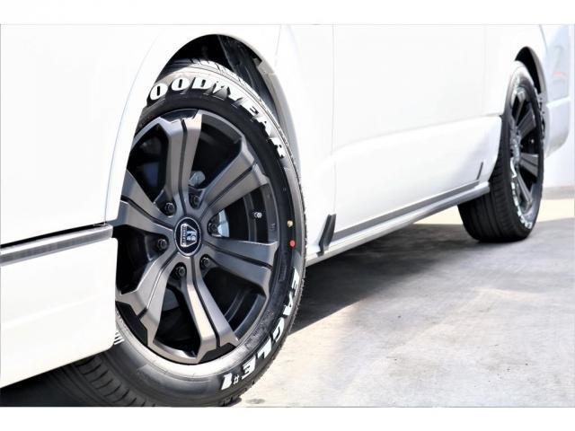 GL 内装アレンジ Ver2・ワゴン4WD・ローダウン1.15インチ・オリジナル17インチAW・グッドイヤーナスカータイヤ・シートカバー・7インチワイドナビ・ETC・後席フリップダウンモニター・クリアランス(63枚目)