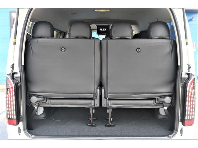 GL ロング パーキングサポート/PVM/6型・10人のり・シートカバー・フットパネル・7インチワイドナビ・後席用フリップダウンモニター・ビルトインETC・オリジナル17インチアルミホイール(68枚目)