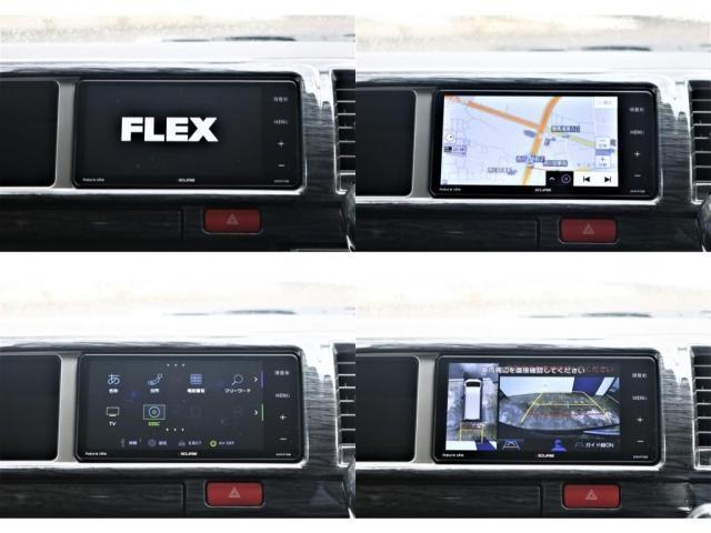 GL パーキングサポート・パノラミックビューモニター・ミドルルーフ・4WD・ベースシート・ファミリーパッケージ・ナビ・ETC・フリップダウンモニター・インテリアパネルセット・オリジナルシートカバー・(2枚目)
