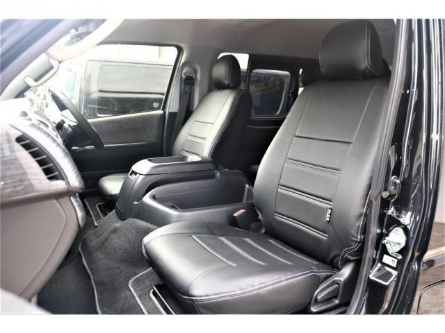 GL パーキングサポート・パノラミックビューモニター・ミドルルーフ・4WD・ベースシート・ファミリーパッケージ・ナビ・ETC・フリップダウンモニター・インテリアパネルセット・オリジナルシートカバー・(9枚目)