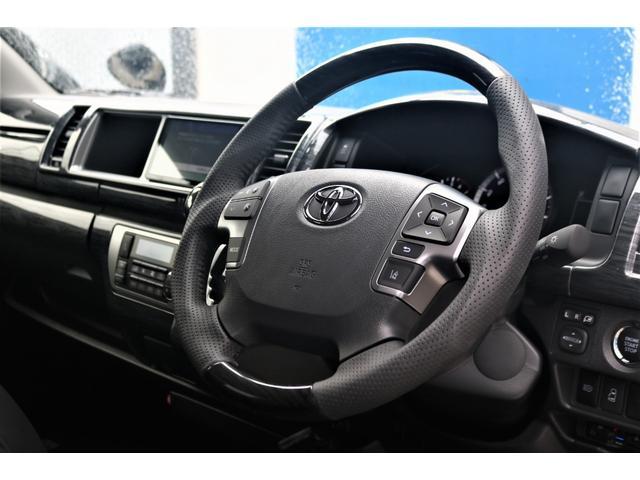 GL パーキングサポート・パノラミックビューモニター・ミドルルーフ・4WD・ベースシート・ファミリーパッケージ・ナビ・ETC・フリップダウンモニター・インテリアパネルセット・オリジナルシートカバー・(46枚目)