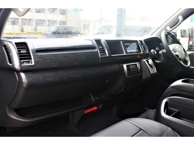 GL パーキングサポート・パノラミックビューモニター・ミドルルーフ・4WD・ベースシート・ファミリーパッケージ・ナビ・ETC・フリップダウンモニター・インテリアパネルセット・オリジナルシートカバー・(48枚目)