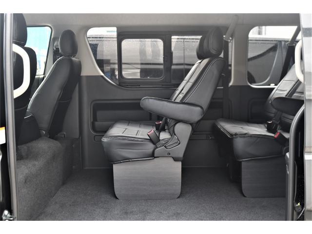 GL パーキングサポート・パノラミックビューモニター・ミドルルーフ・4WD・ベースシート・ファミリーパッケージ・ナビ・ETC・フリップダウンモニター・インテリアパネルセット・オリジナルシートカバー・(54枚目)