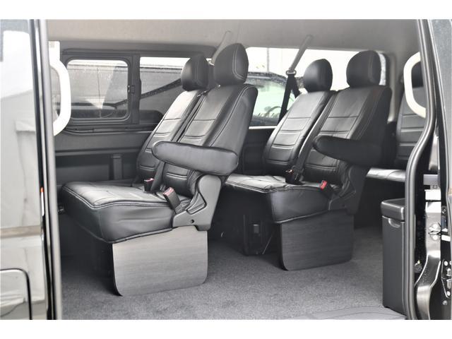 GL パーキングサポート・パノラミックビューモニター・ミドルルーフ・4WD・ベースシート・ファミリーパッケージ・ナビ・ETC・フリップダウンモニター・インテリアパネルセット・オリジナルシートカバー・(56枚目)