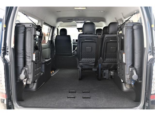GL パーキングサポート・パノラミックビューモニター・ミドルルーフ・4WD・ベースシート・ファミリーパッケージ・ナビ・ETC・フリップダウンモニター・インテリアパネルセット・オリジナルシートカバー・(59枚目)