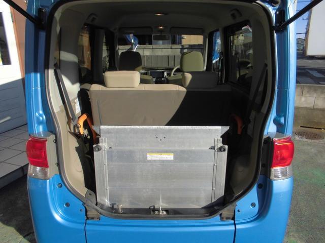 L スローパー 4人乗電動固定式タイプ 福祉車両 新品ナビ(14枚目)