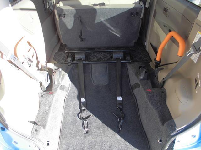 L スローパー 4人乗電動固定式タイプ 福祉車両 新品ナビ(17枚目)