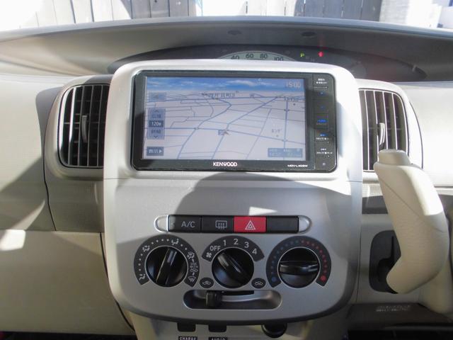 L スローパー 4人乗電動固定式タイプ 福祉車両 新品ナビ(20枚目)