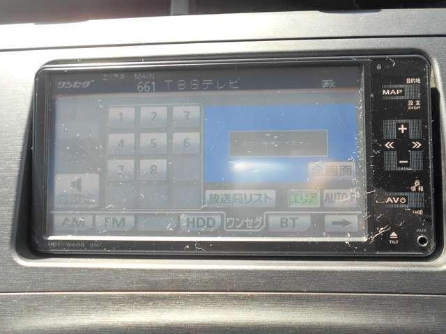 S HDDナビ TV Bカメラ スマートキー ETC AW(10枚目)
