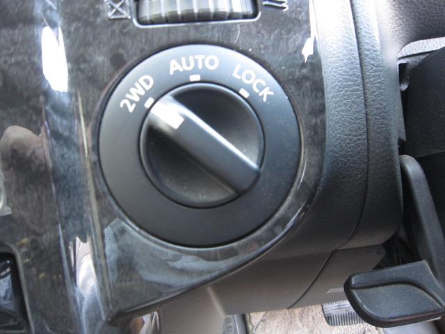 アクシス 4WD オーテック専用内外装 純正17AW(5枚目)