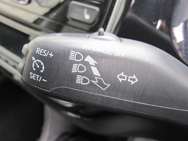 高速道路で便利なクルーズコントロールです。