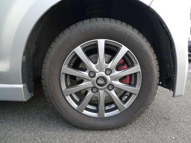 カスタム RS 4WD アルミホイール/電動格納ミラー(19枚目)