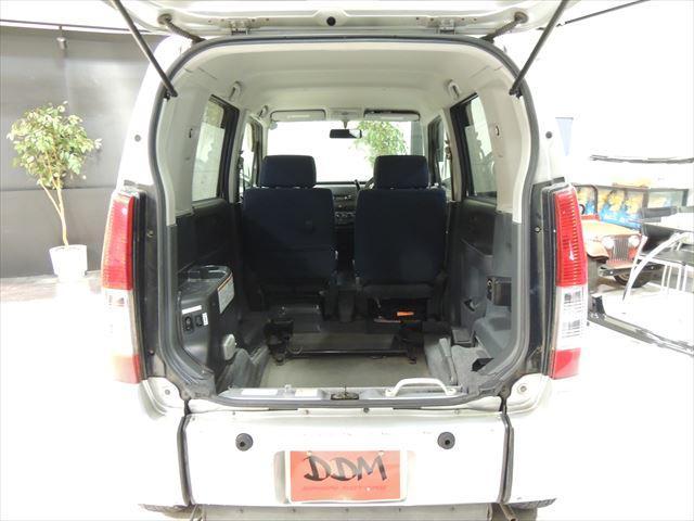 車いす移動車 電動固定式 修復歴無 3人乗り スローパー トランポ(12枚目)