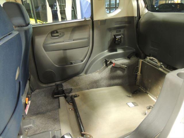 車いす移動車 電動固定式 修復歴無 3人乗り スローパー トランポ(13枚目)
